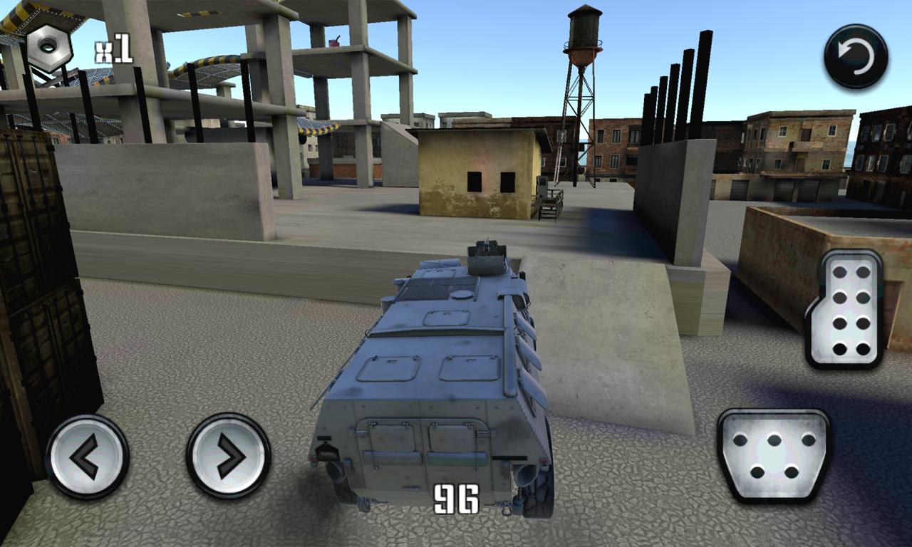 Army Trucks Driver 2