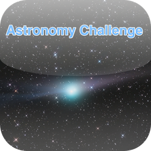AstronomyChallenge Space Quiz!