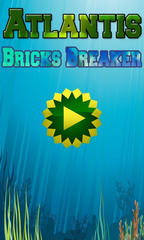 Atlantis Bricks Breaker