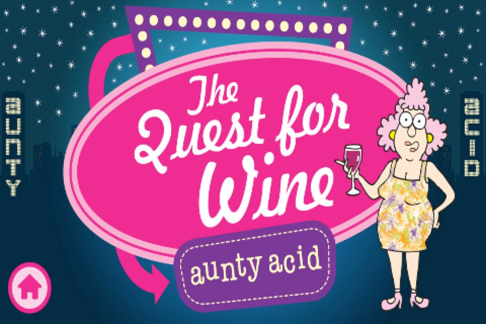Aunty Acid Quest For Wine
