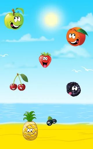 Baby Fruit: A Game for Babies
