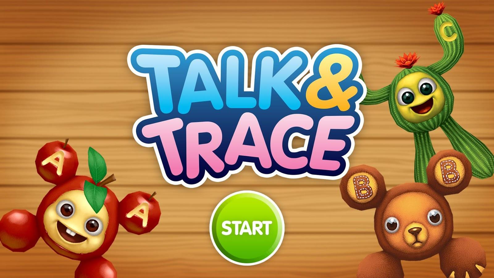 Badanamu Alphabet Talk and Trace