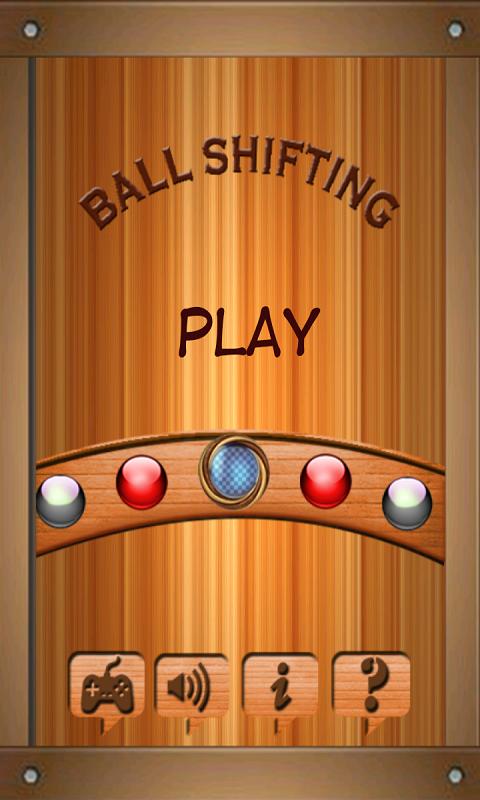Ball Shifting