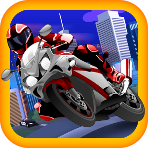 Bandit Bikers- Police Chase Free