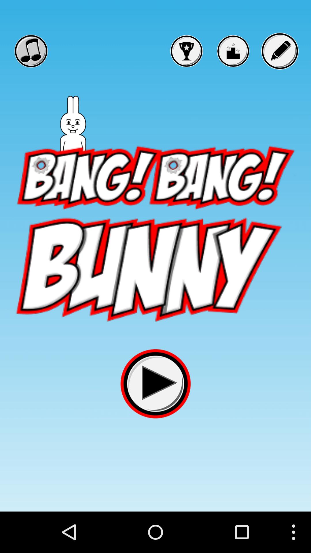 Bang! Bang! Bunny