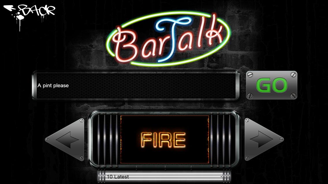 BarTalk