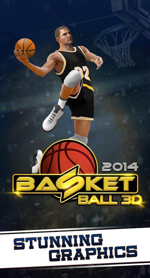 Basketball 3D 2014