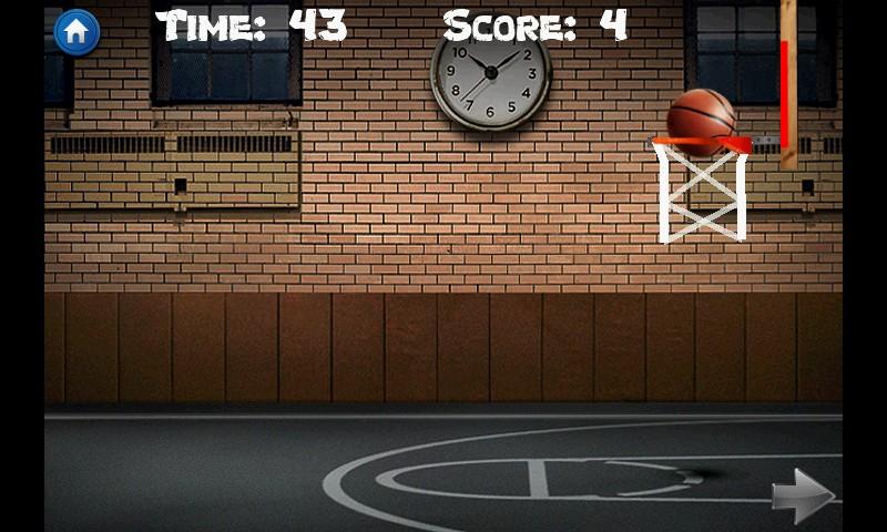 Basketball Fire