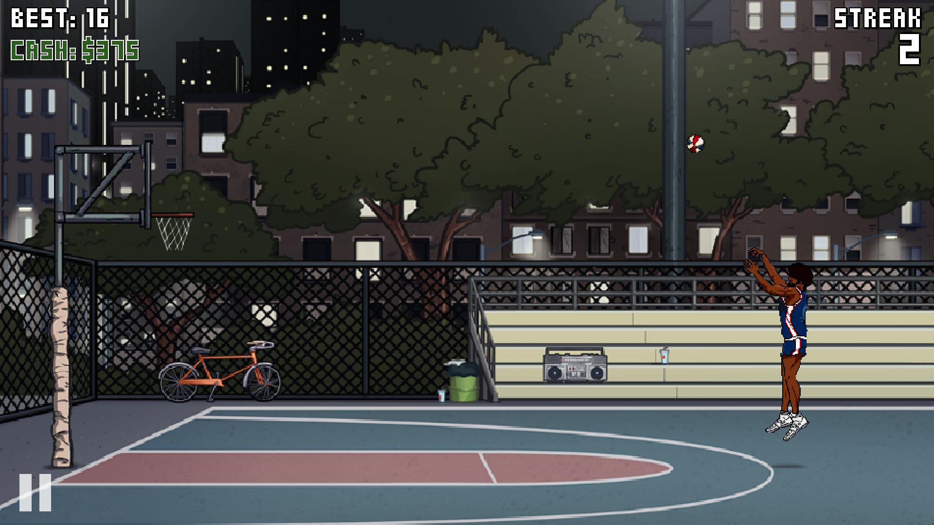 Basketball Time