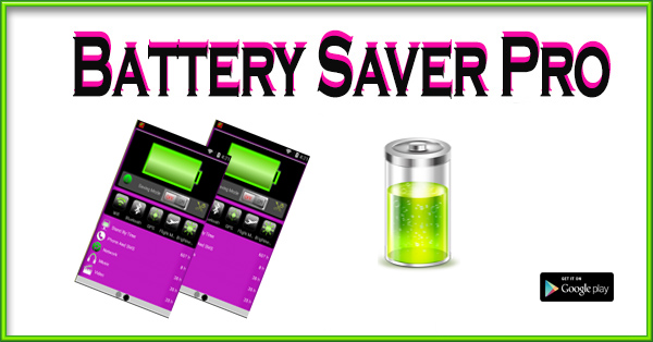 Battery saver pro – BOOSTER