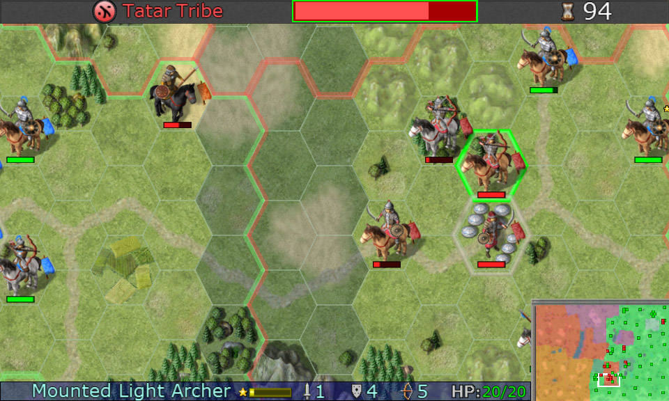 BattleRex: Genghis Khan FREE