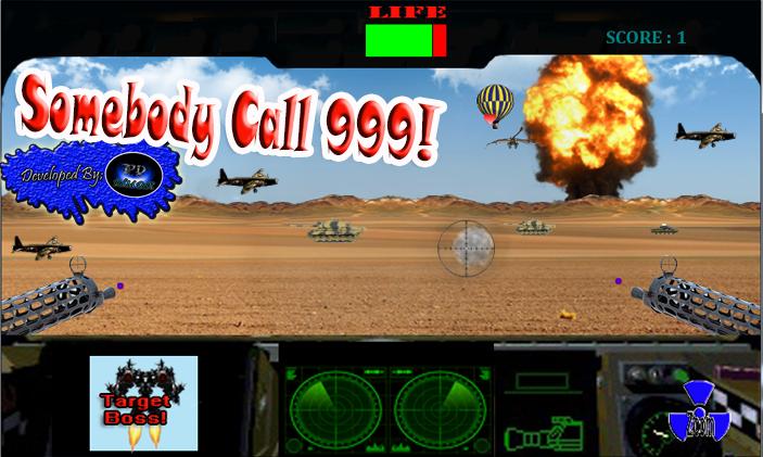 Battletank Simulator