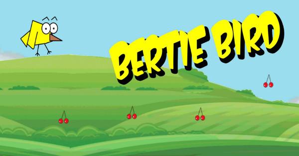 Bertie Bird – Don't touch the cats!