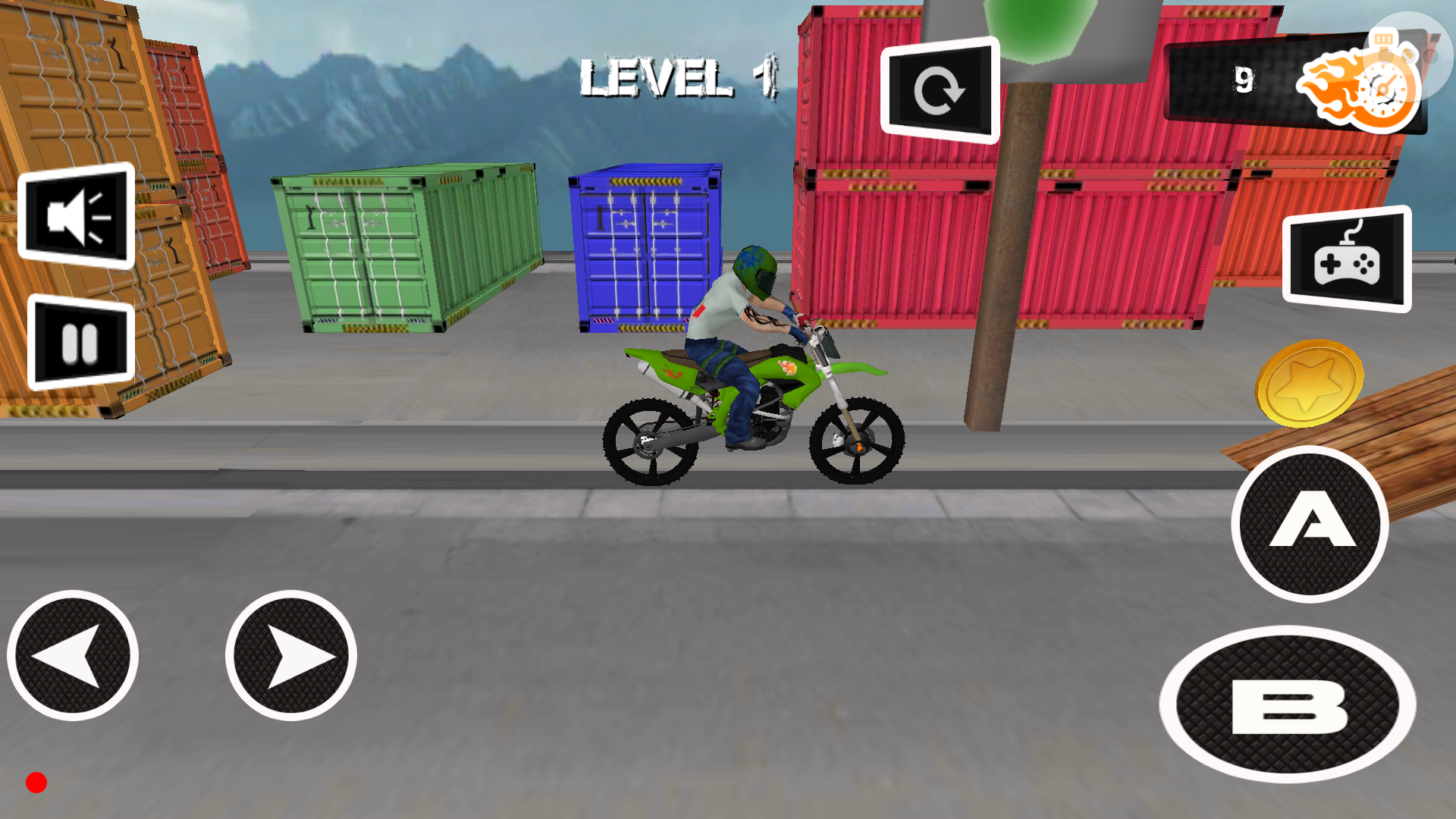 Bike MotorStunts 3D