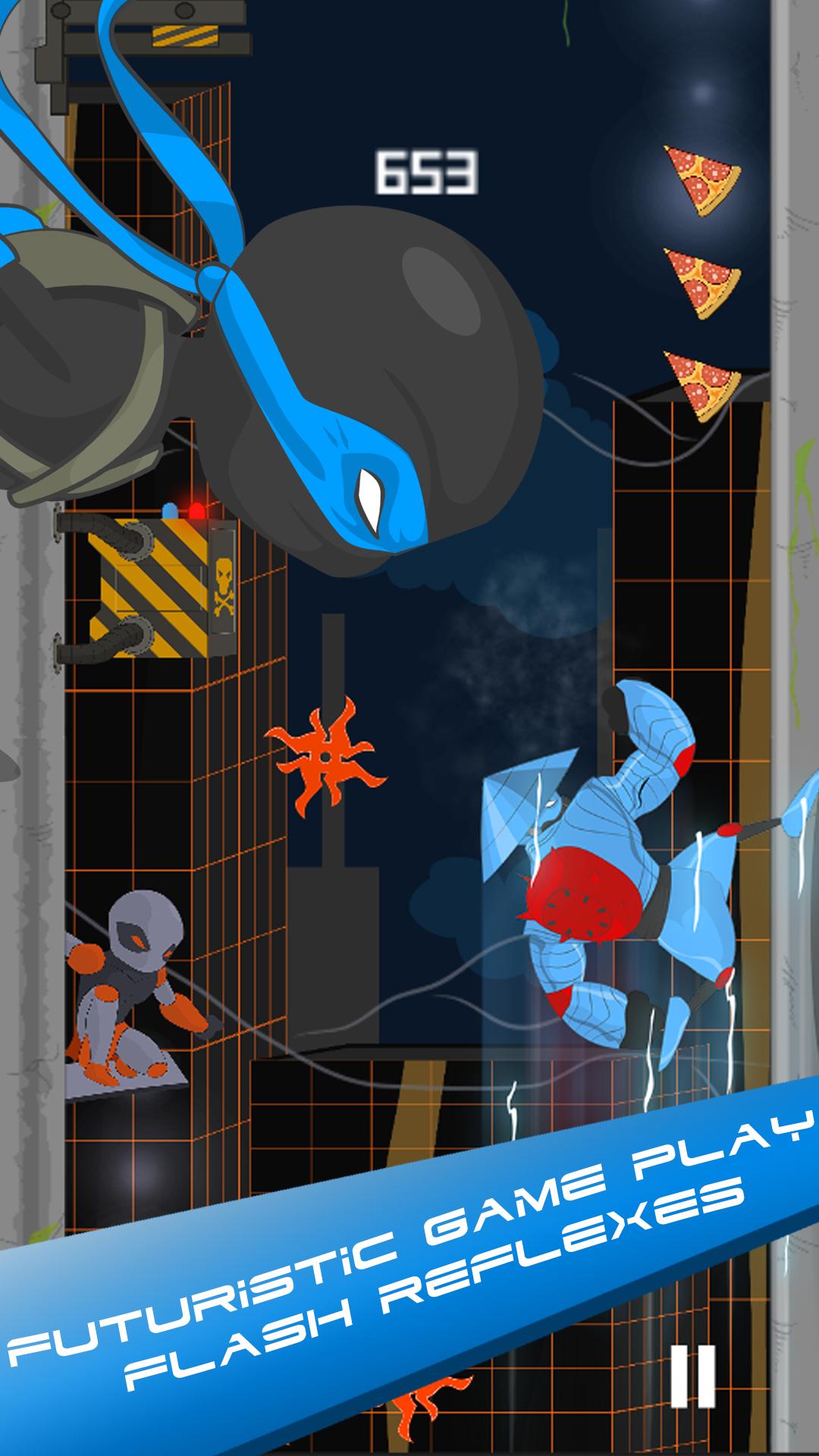 Bionic Turtle – Hero Jump