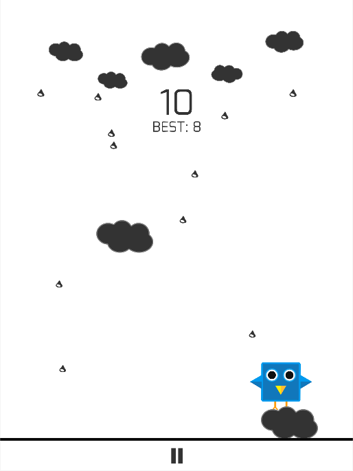 Birds Can Jump