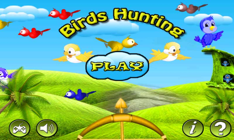 Birds Hunting