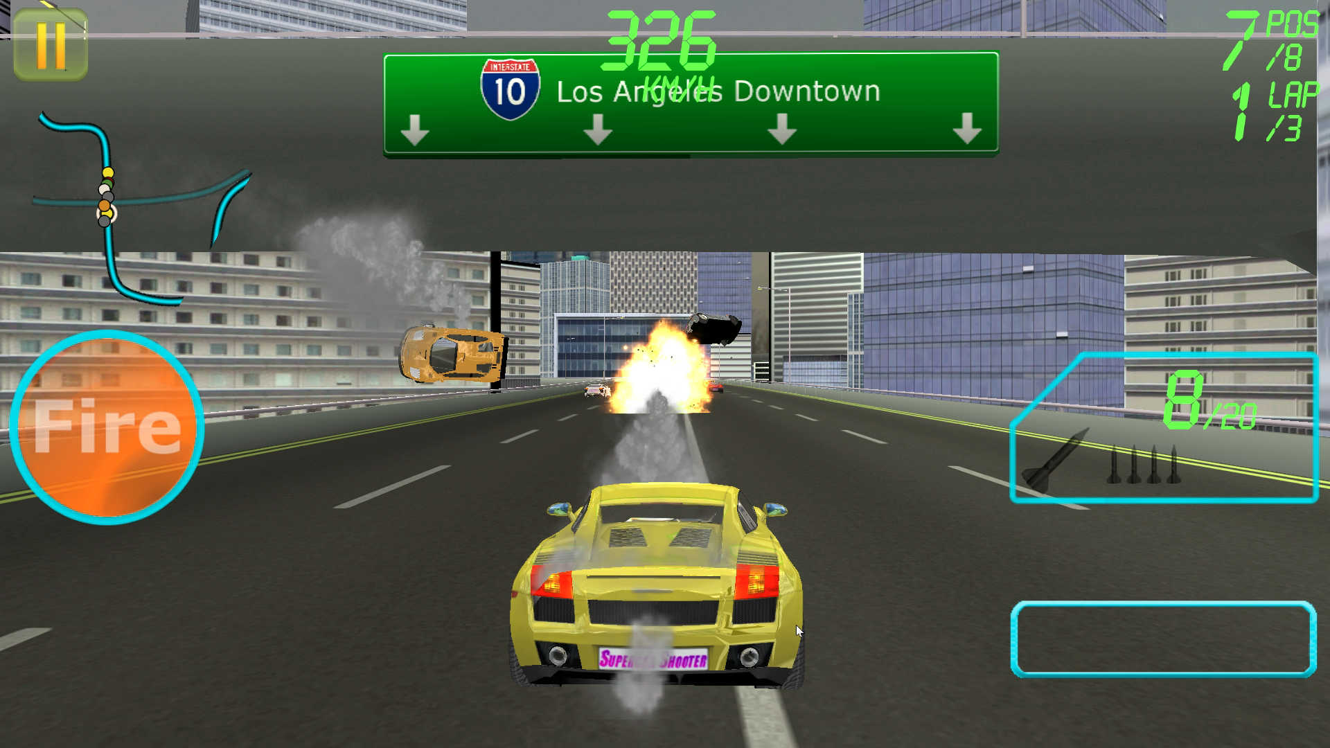 Blitz Racing