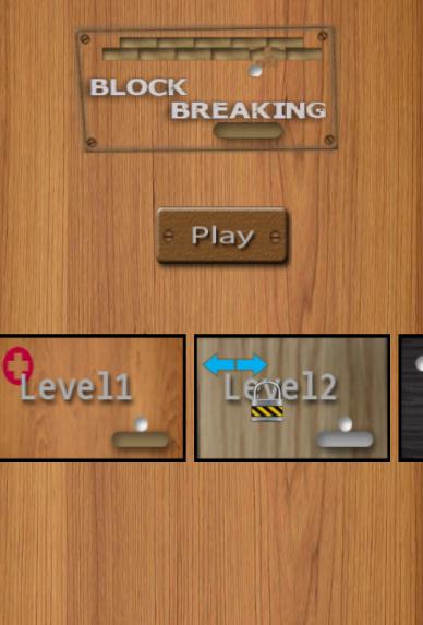Block Breaking