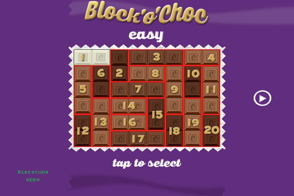 Block o Choc Unblock