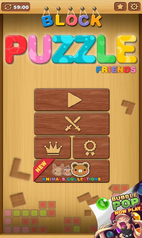 Block Puzzle Friends