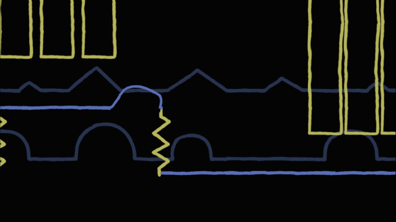 Blue Linea