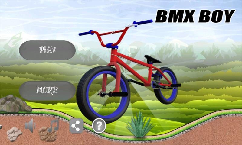 BMX BOY
