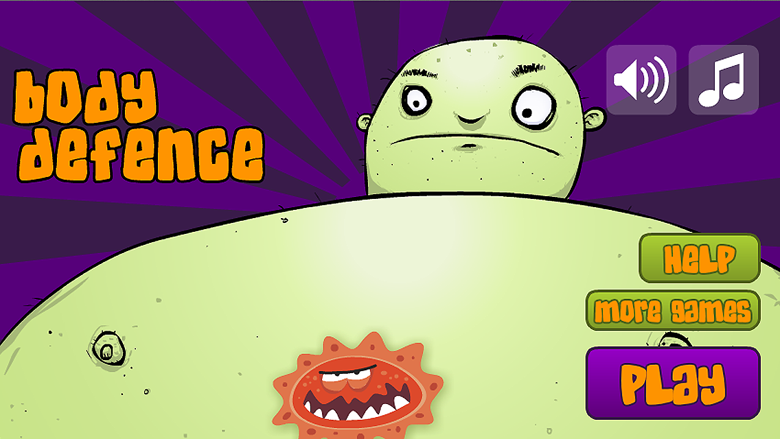 Body Defender – Tower Defense