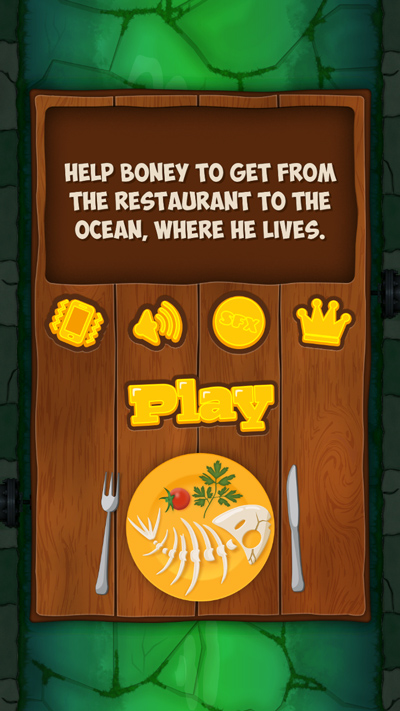 Boney The Fish