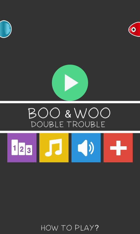 Boo and Woo: Double Trouble