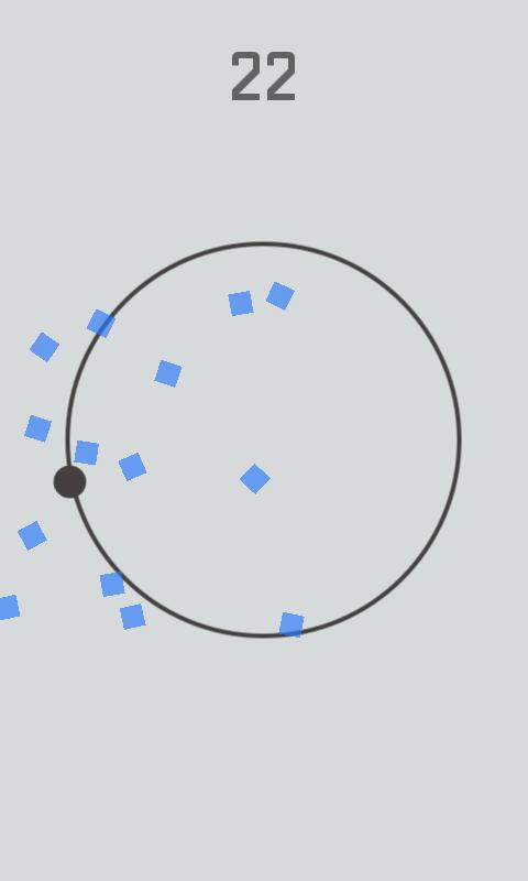 Brain Rush Circle