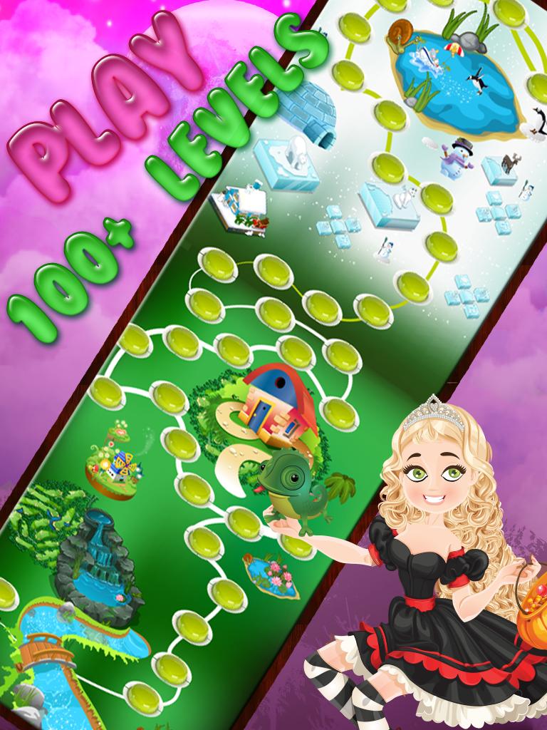 Bubble Candy Dash 2015
