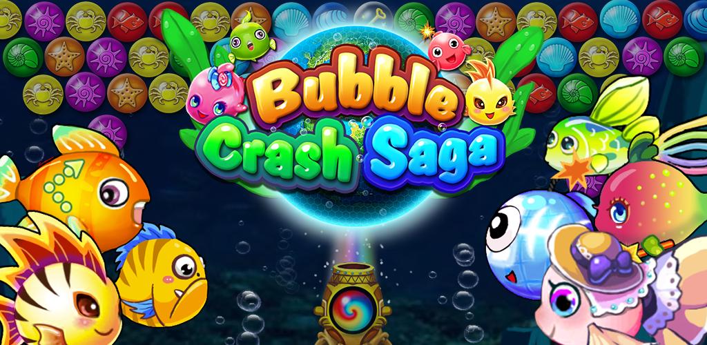 Bubble Crash Saga