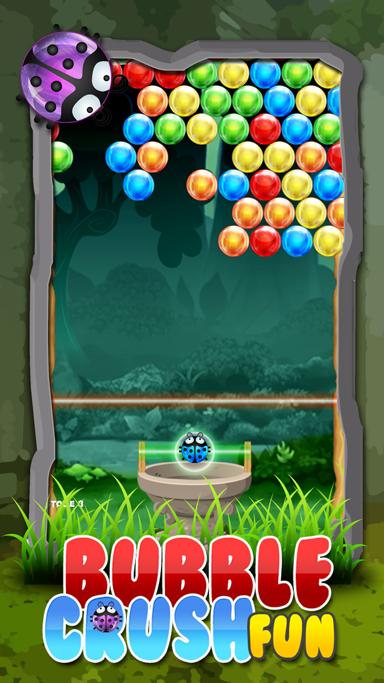 Bubble Crush Fun