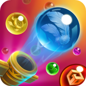 Bubble Dragon Shooter HD