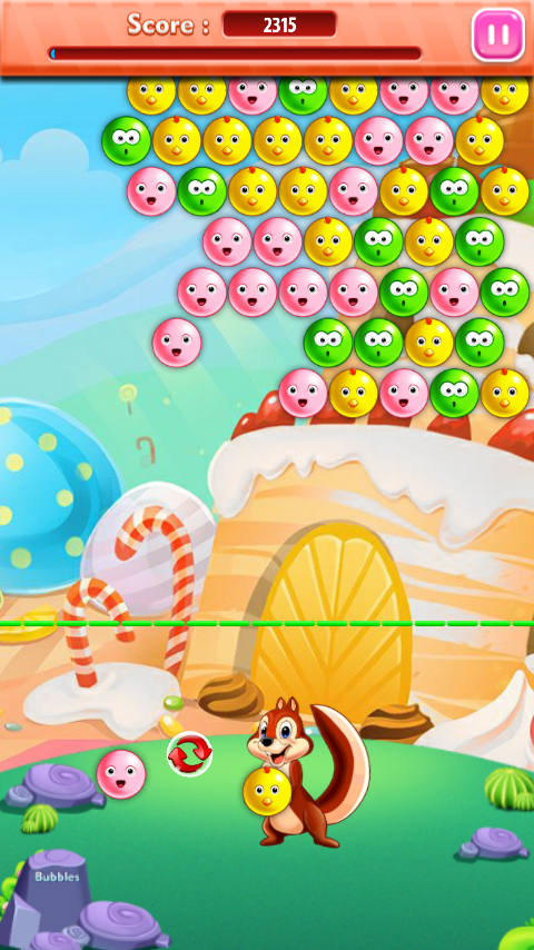 Bubble Shooter : Candy Blast