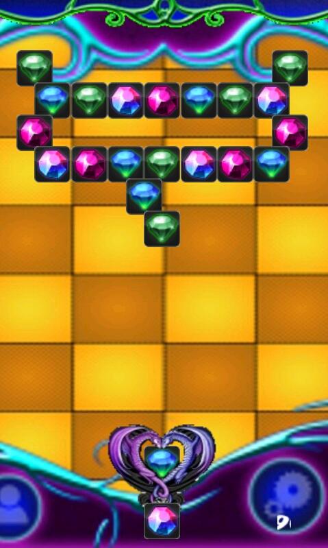 Bubble Shooter Diamond Classic