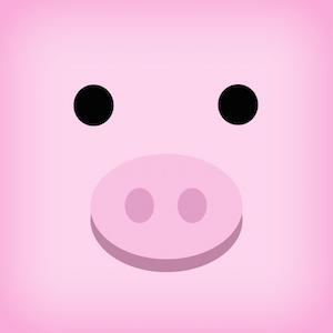 Bumpy Pig