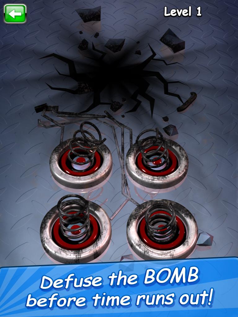 Buttons Kaboom
