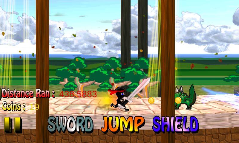 Caimsa Ninja Warrior