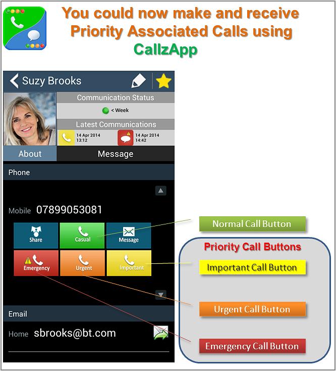 CallzApp