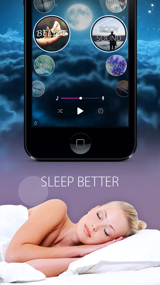 Calm – Guided Meditation&Sleep Relaxation Hypnosis
