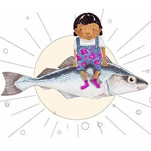 Can fish fingers swim?