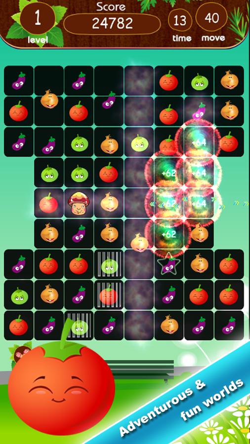 Candy Amazing Fruit