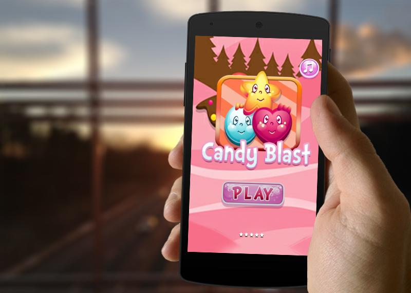 Candy Mania Blast 3