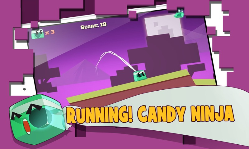 Candy Ninja Tour