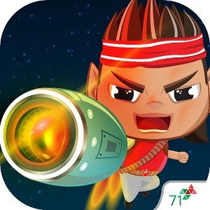 Cannon Shooter Clash For Love