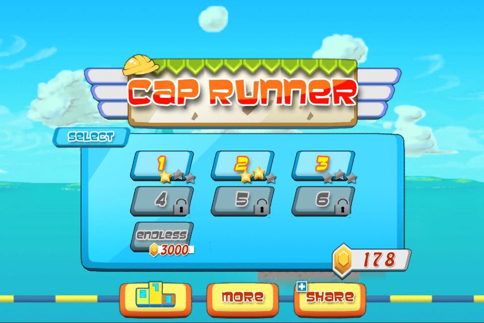 Cap Runner