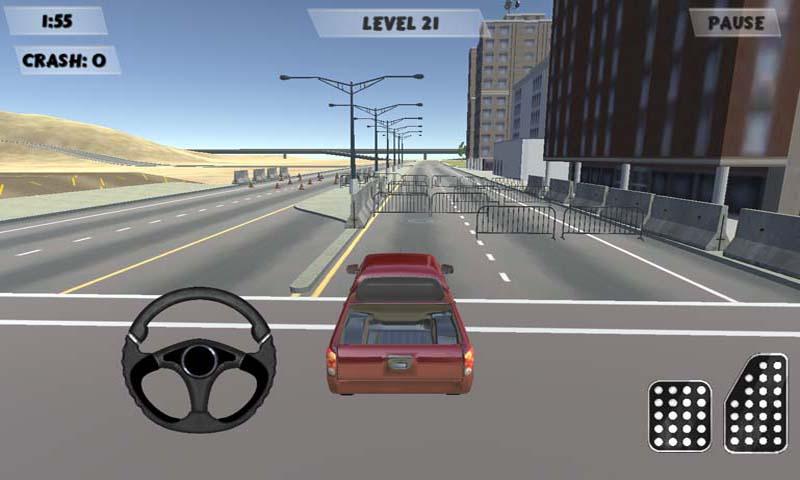 Car Parking: Real 3D Simulator