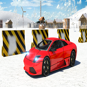 Car Parking Winter 3D